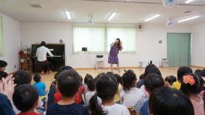 jazz for kids in東京